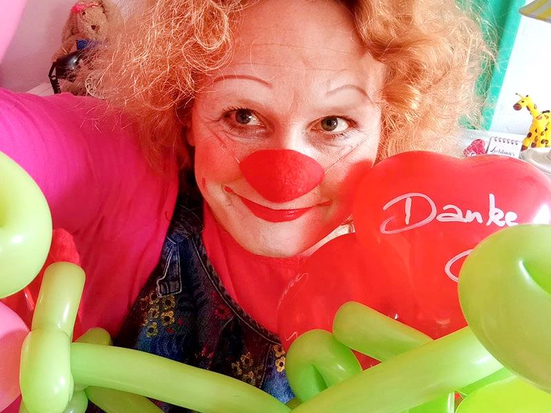 Clownin Barbalotta